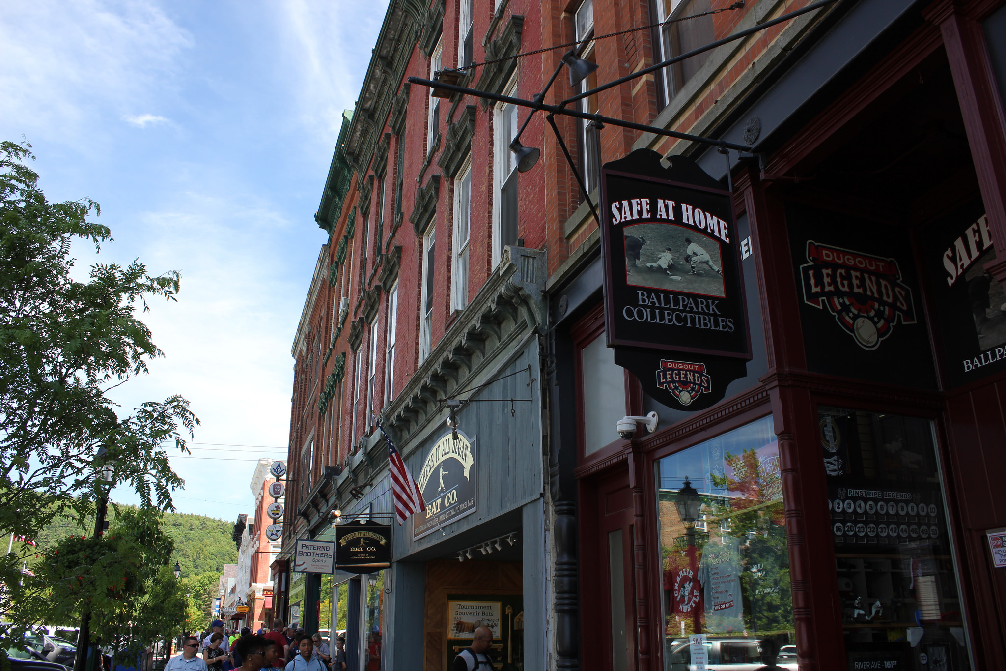 Cooperstown shops