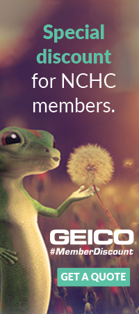 NCHC Members could save with a Special Discount on Auto Insurance from Geico! Click to Learn More